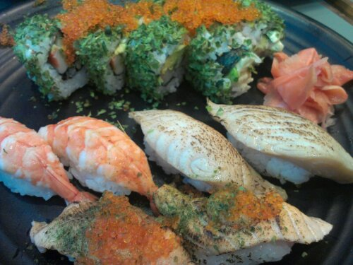 Koh Sushi And Grill Koh Grill Sushi Bar in The