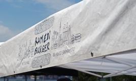Ramen Burger Stand